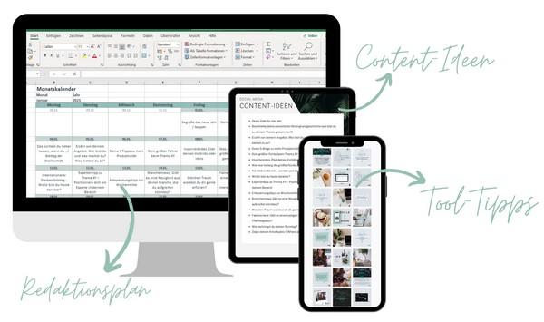 Social Media Strategie Entwicklung