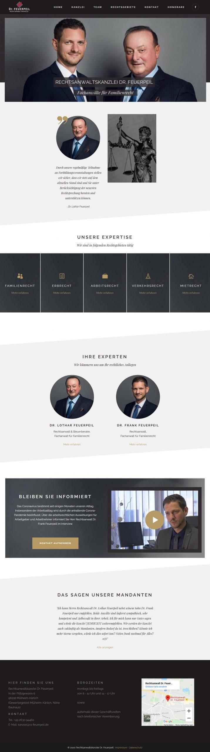 Website-Projekte